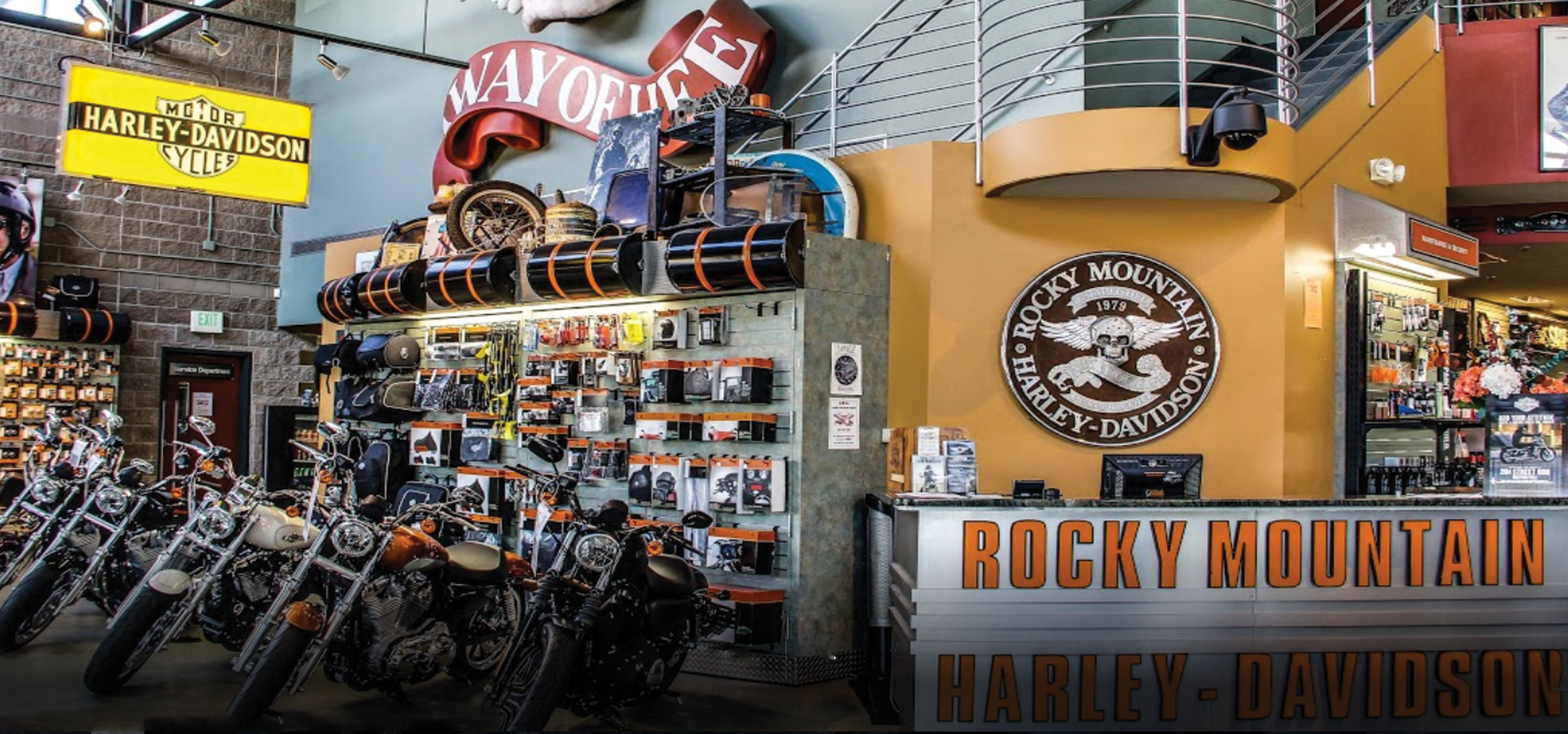 Rocky Mountain Harley
